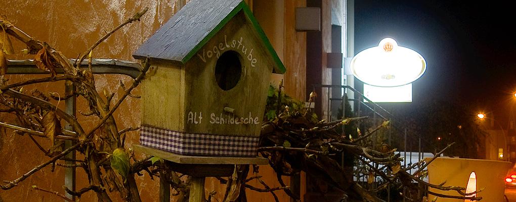 Herzlich Willkommen im Restaurant Alt-Schildesche